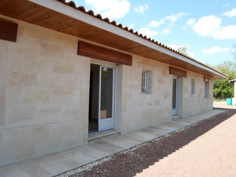 Annonce location maison saint denis de pile 33910 230 for Annonce de location de maison